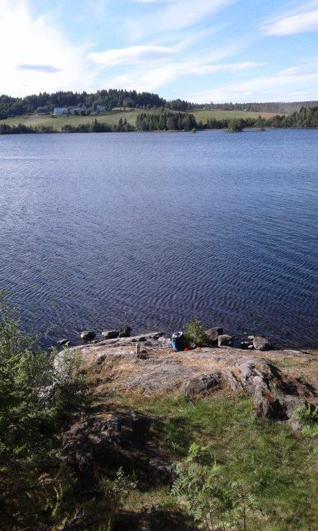 Fisketur-Landsvannet